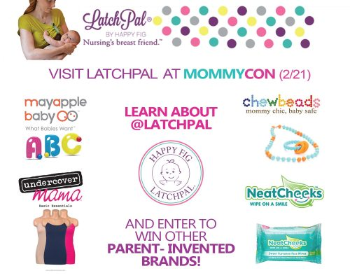 Visit LatchPal at MommyCon in Chicago!