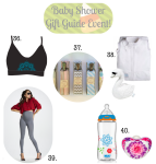 shower gift guide