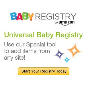 Amazon Universal Baby Registry