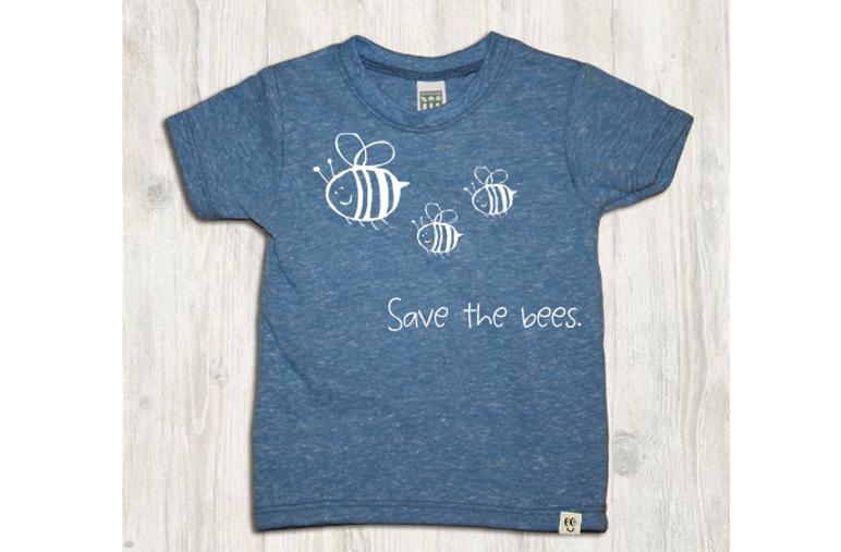 Doodle Organics Save the Bees T-Shirt