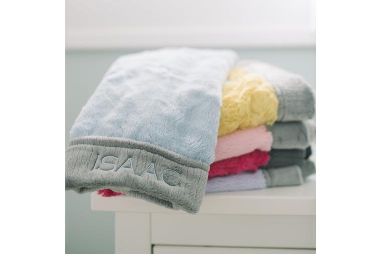 Saranoni Luxury Receiving Blankets