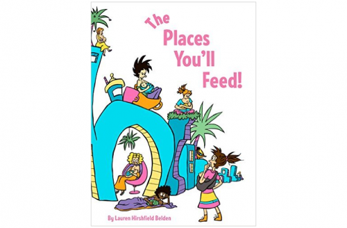 Book: The Places You'll Feed!