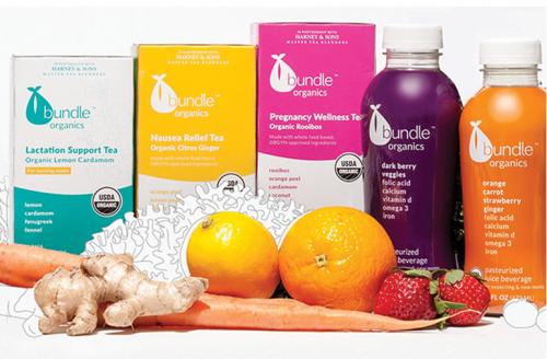 Bundle Organics Juices and Teas
