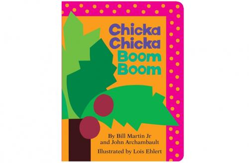 Book: Chicka Chicka Boom Boom
