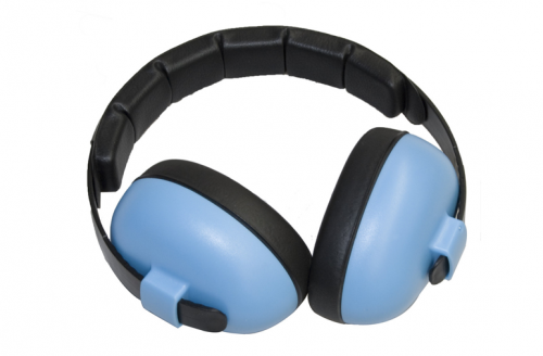 earBanZ Infant Hearing Protection