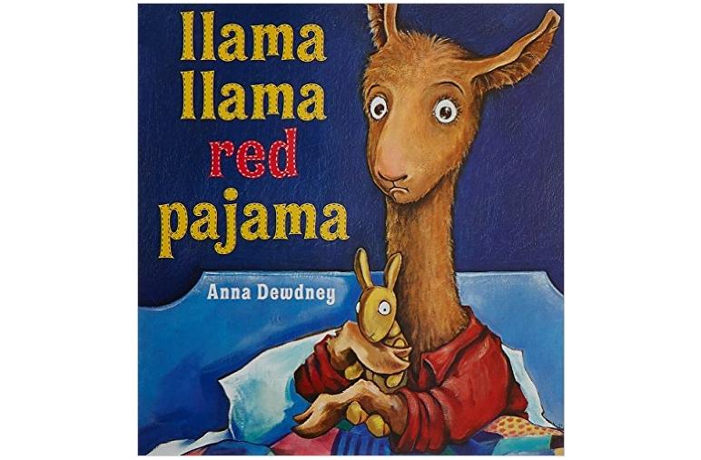 Book: Llama Llama Red Pajama