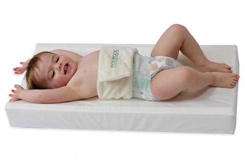PooPoose® Wiggle Free Diaper Changing Pad