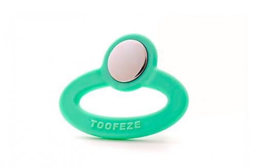 Toofeze Mint Green Teether