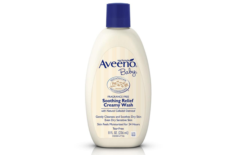 Aveeno Soothing Relief Creamy Wash