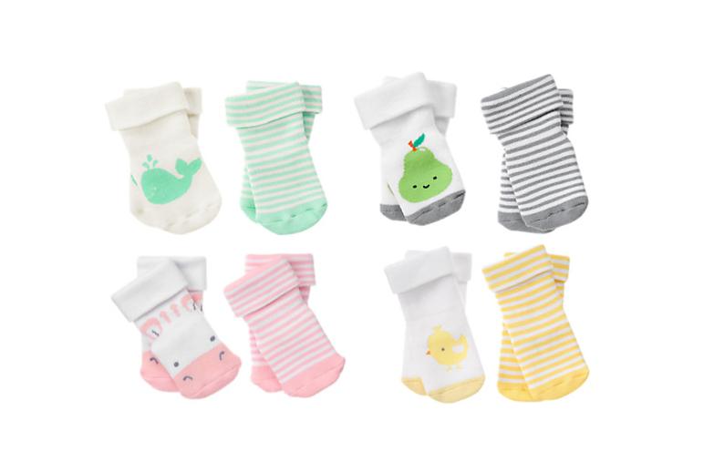 Gymboree Baby Socks- 2 pack