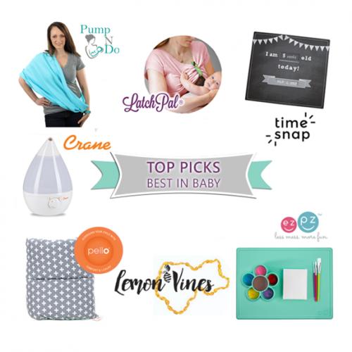 Best New Baby Gear Breastfeeding Shirt Clip Latchpal