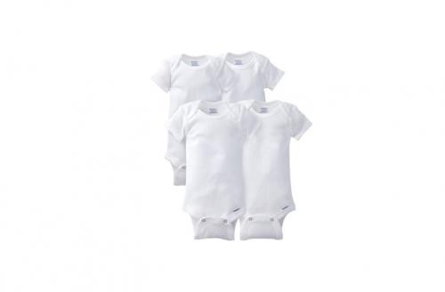 Newborn Baby Unisex Onesies, Gerber