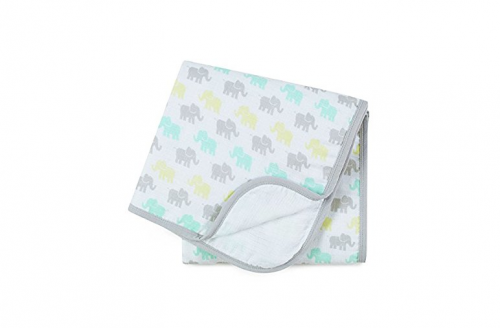 Muslin Blanket by Ideal baby, the makers of aden + anais