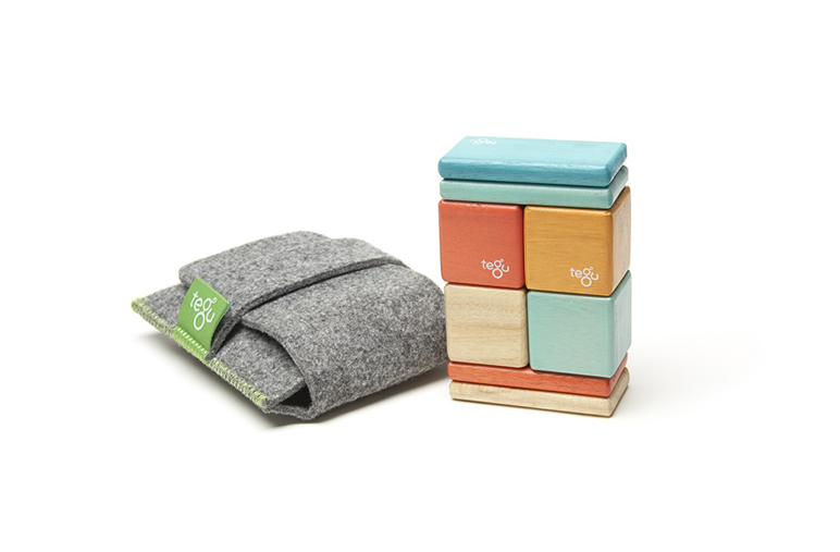 Tegu Magnetic Wooden Blocks