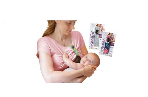 LatchPal Breastfeeding Clip, Makes Any Shirt Nursing Friendly