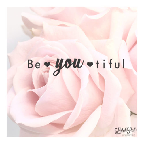 Be Confident. Be Empowered. Be You