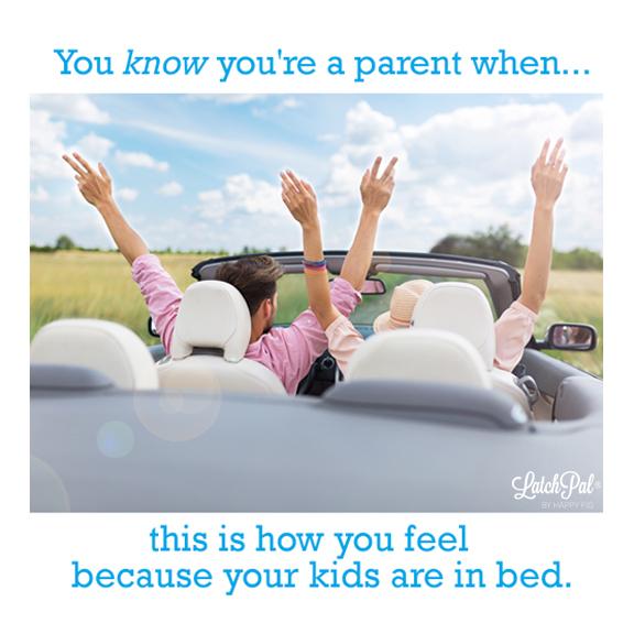 Bedtime Parenting Humor