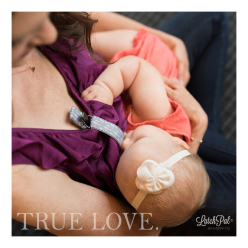 Be Inspired to Breastfeed Confidently.